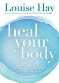 book - Heal Your Body by Louise L. Hay