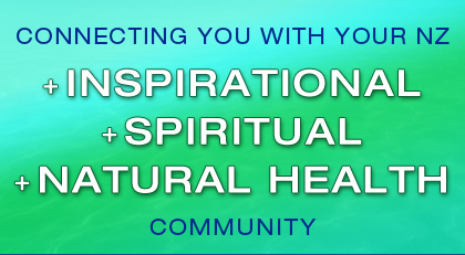 Spiritual Waters NZ Online Spiritual Directory New Zealand - Inspirational, Natural Health, Spiritual Practitioners, Products, Courses, Workshops, Events, Groups Listings